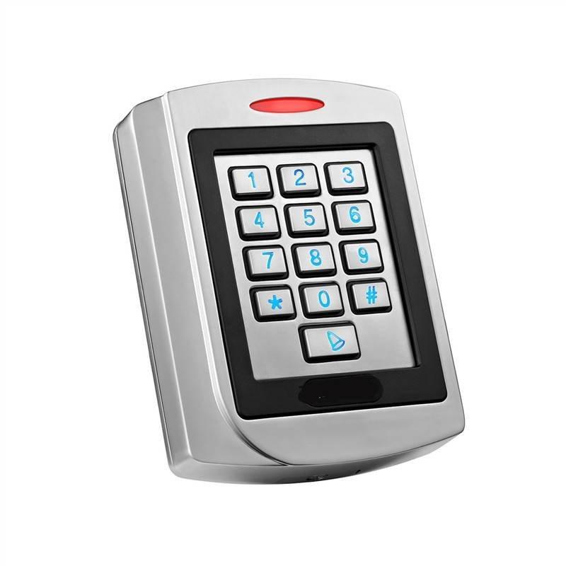 金屬密碼門禁 ID/IC一體機 RS-U10